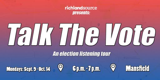 Talk The Vote Ward 3: A Richland Source Listening Tour