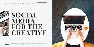 Social Media For Creative Entrepreneurs