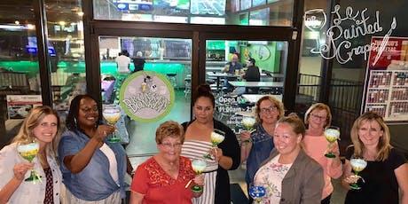 Dallas Cowboy Wine Glass/Beer Stein Painting at Drunken Donkey 9/25 @ 7 pm tickets