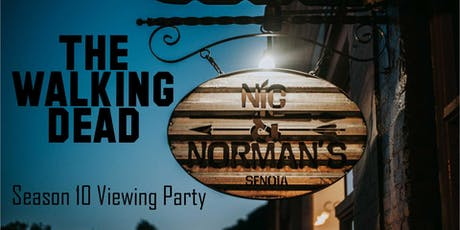 Nic & Norman's-October 13th-Episode 10.02 tickets