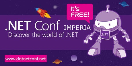 .NET Conf 2019 - Imperia tickets