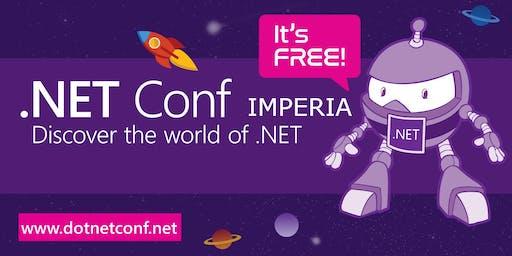 .NET Conf 2019 - Imperia