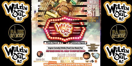 Wild 'n Out NC tickets