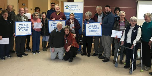 Dementia Friends Information Session at Keystone Place at Newbury Brook