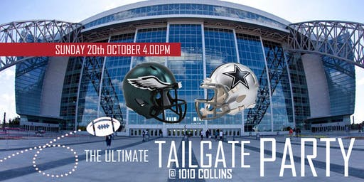 The Ultimate Tailgate Party (Eagles @ Cowboys)