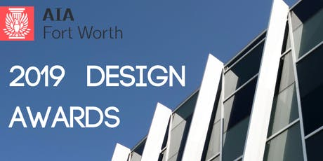 2019 Design Awards tickets
