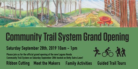 Laguna Honda Trails Grand Opening tickets