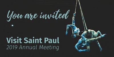 Visit Saint Paul Annual Meeting