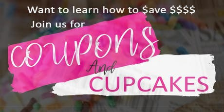 Coupons & Cupcakes tickets