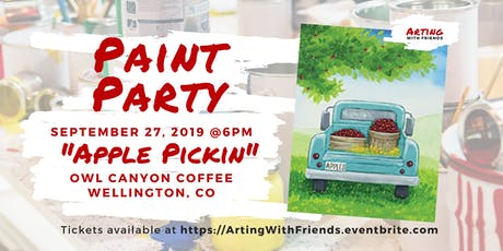 Apple Pickin' - Owl Canyon Coffee - Sept 27th tickets