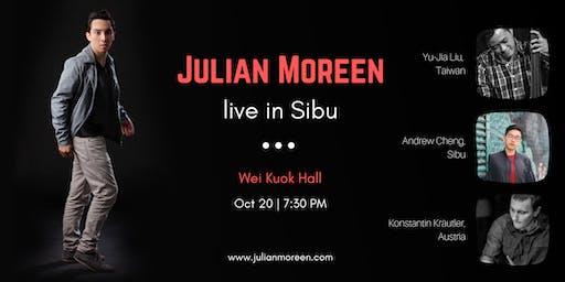 Julian Moreen  - live in Sibu (feat. Andrew Cheng)