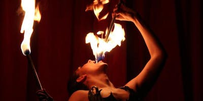 Learn To Eat Fire with Vixen DeVille - Tucson