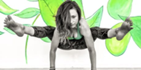 Yoga Master Class Taking Flight in Bhujapidasana & Titthibasana tickets