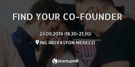 Find Your Co-Founder #7 - StartupHR tickets