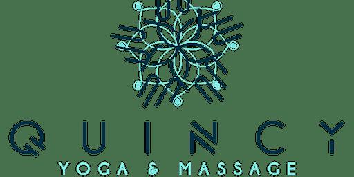 Yoga Flow/Basics @ Quincy Yoga & Massage