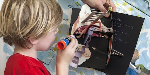 Family Galaxies! - An afternoon of exploration and art making for families.