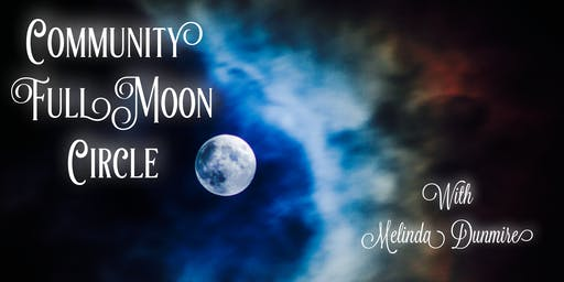 Community Full Moon Circle