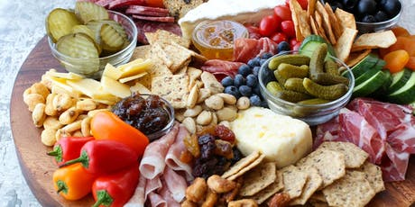 Mom's Night Out - Charcuterie & Cheese Board Making! tickets