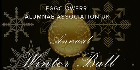 FGGC Owerri Winter Ball 2019 tickets