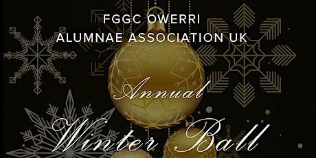 FGGC Owerri Winter Ball 2019 tickets