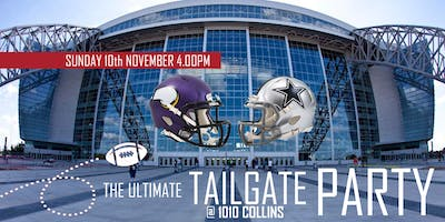 The Ultimate Tailgate Party (Vikings @ Cowboys)