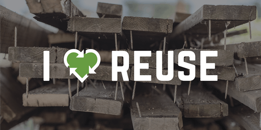 I ♥ Reuse: Salvage Supporters Launch Party
