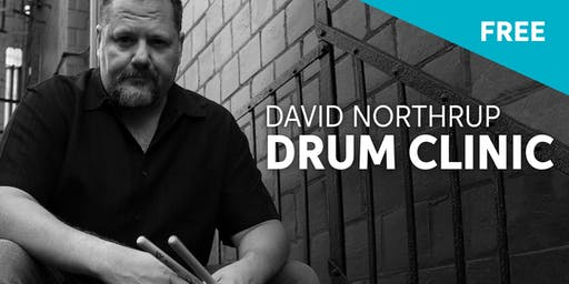 David Northrup Drum Clinic