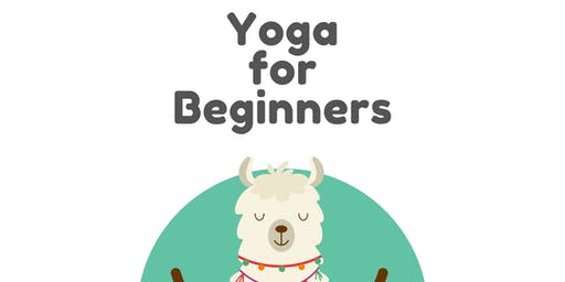 YOGA FOR BEGINNERS - OCT
