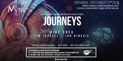 """Journeys"" by Elevate at Myth Terrace 