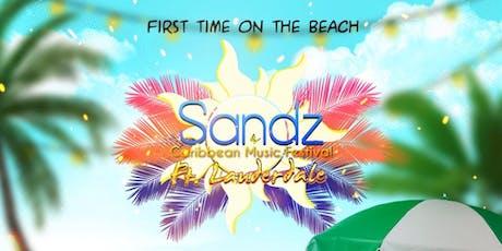 Sandz Caribbean Music Festival (Fort lauderdale) tickets