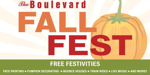 Fall Fest at The Boulevard