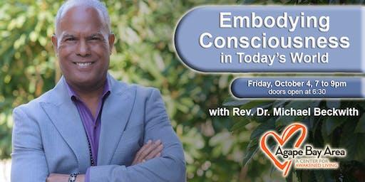 A conversation with Rev Michael Bernard Beckwith