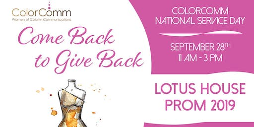 ColorComm Miami Hosts National Day of Service