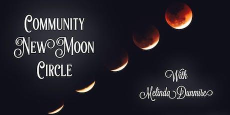 Community New Moon Circle tickets