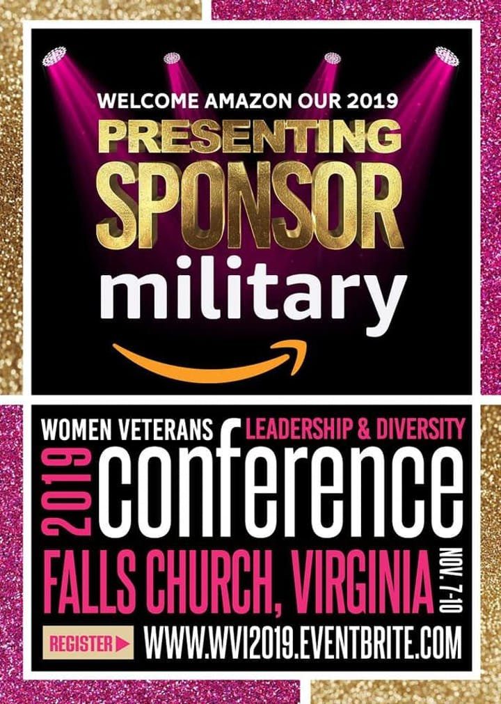 2019 Women Veterans Leadership and Diversity Confe Tickets