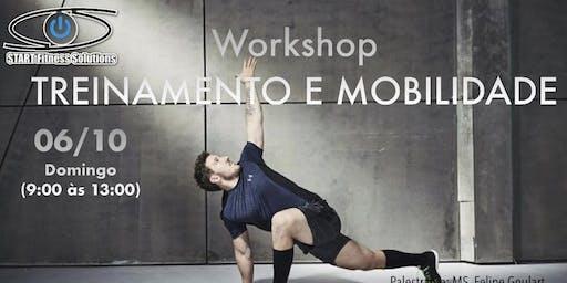 Workshop Treinamento e Mobilidade