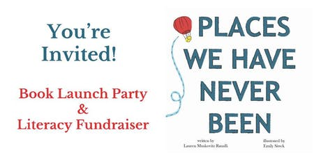 Book Launch Party and Children's Literacy Network Fundraiser tickets