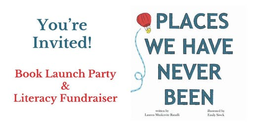 Book Launch Party and Children's Literacy Network Fundraiser