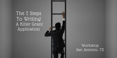The 7 Steps To Writing A Killer Grant Application