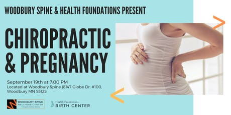 Chiropractic & Pregnancy tickets