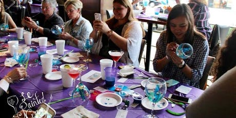 Beer Glass Painting class at Dorchester Brewing Company 9/23 @ 6:30pm tickets
