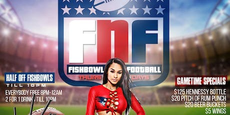 Fishbowl nd Football Thursday's tickets