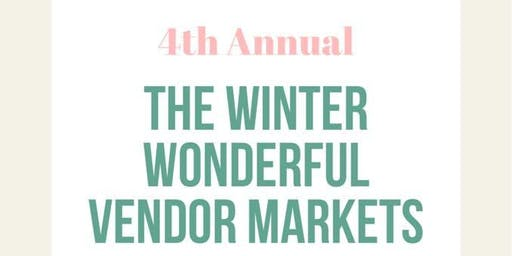 Winter Vendor Market