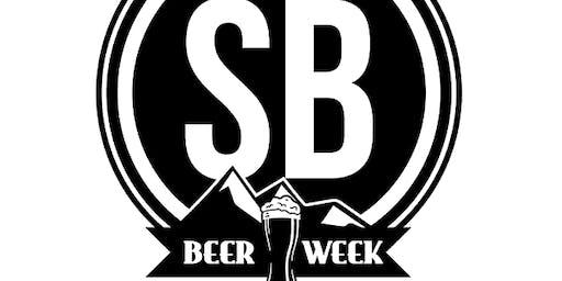 San Bernardino Beer Week FINALE at Slater's 50/50