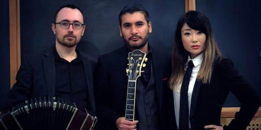 Live Tango Music: Milonga La Bruja with Maxi Larrea Trio
