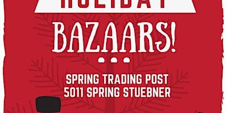 Holiday Vendor Bazaar tickets