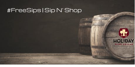 #FREEsips | Broken Shed Vodka tickets