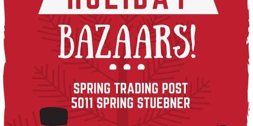 Holiday Vendor Bazaar