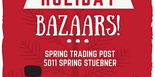 Holiday Vendor Bazaar