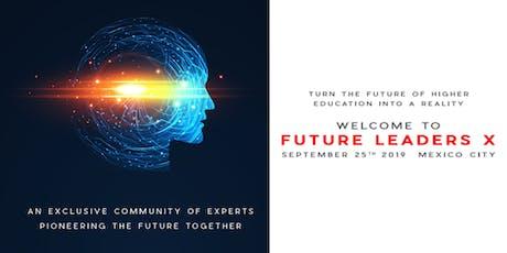 """Conferencia sobre el """"Futuro de la Educación Superior"""" boletos"""